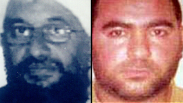America's most wanted terrorists