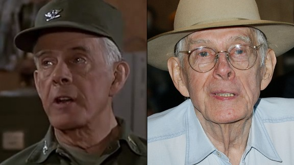 """Harry Morgan's Col. Sherman Potter was met with distrust when he took command of the 4077th in the fourth season, but the character was soon embraced and earned Morgan an Emmy. Morgan had a strong career before """"M*A*S*H"""" with """"Dragnet"""" and """"Gunsmoke,"""" and he kept the momentum after the series ended. Prior to his death at 96 in 2011, Morgan also appeared in comedies """"Grace Under Fire"""" and """"3rd Rock from the Sun."""""""