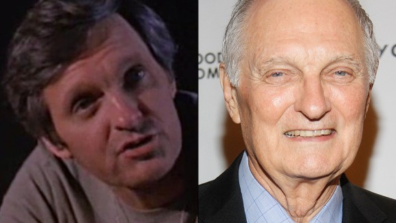"""The long-running TV classic """"M*A*S*H"""" premiered on September 17, 1972. In honor of the series' 42nd anniversary, we catch up with where the cast is now, starting with star Alan Alda. Alda, who portrayed Capt. Benjamin """"Hawkeye"""" Pierce, has been all over TV and film since """"M*A*S*H"""" ended in 1983. Most recently, he's portrayed the mysterious Fitch on NBC's """"The Blacklist."""""""