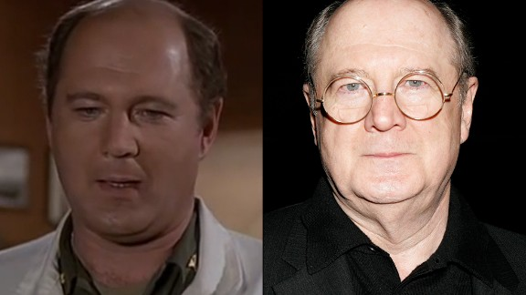 """David Ogden Stiers' Maj. Charles Winchester showed up in the sixth season as a snotty curmudgeon, but by series end he was as much a part of the team as Hawkeye. Stiers had a busy post-""""M*A*S*H"""" career with TV programs like the """"North & South"""" miniseries and """"Perry Mason"""" TV movies. Younger generations would recognize his voice work from movies such as 1995's """"Pocahontas"""" and 2002's """"Lilo & Stitch."""""""