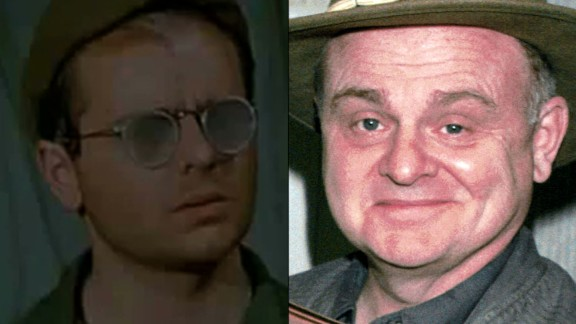 """Gary Burghoff first played bespectacled animal lover Cpl. Walter Eugene """"Radar"""" O'Reilly in the 1970 movie """"MASH"""" before reprising the role in the TV adaptation. After departing the series in season 8, Burghoff appeared in other hits of the era like """"Fantasy Island"""" and """"The Love Boat,"""" but he has acted sporadically in recent years. For a moment this year, the Internet thought the avid fisher could be found on Twitter."""