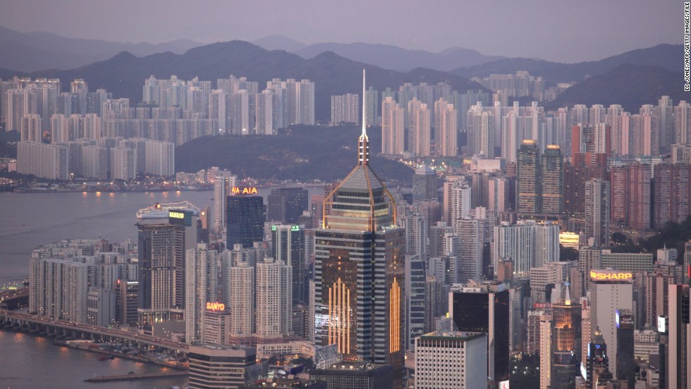 Answer: Hong Kong, handed over by Britain to China in 1997.
