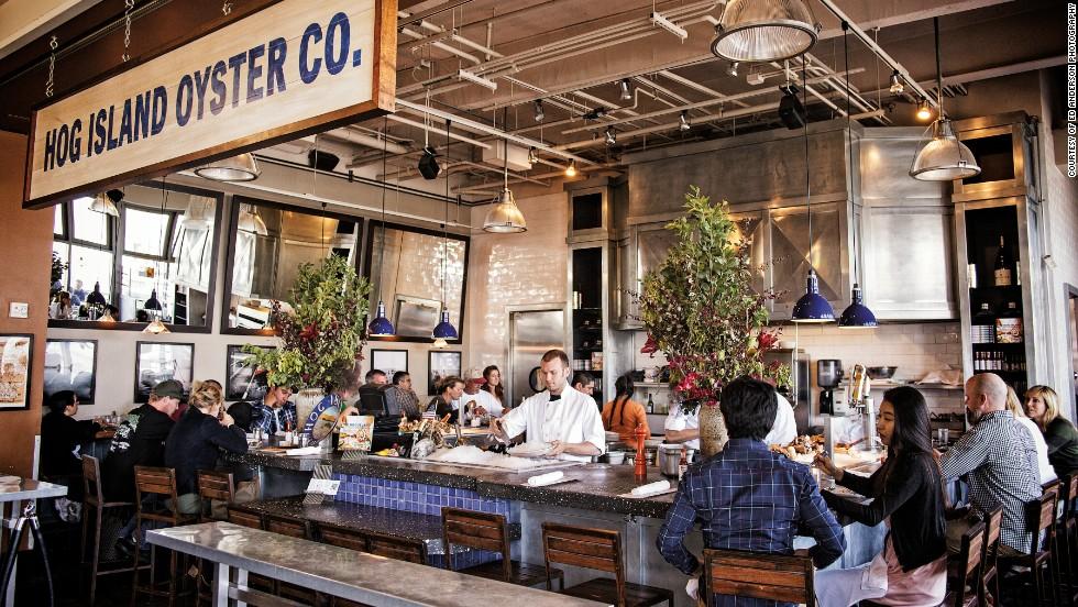 Best Oyster Bars In America Cnn