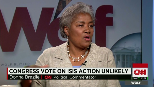 Brazile: Congress should debate on ISIS