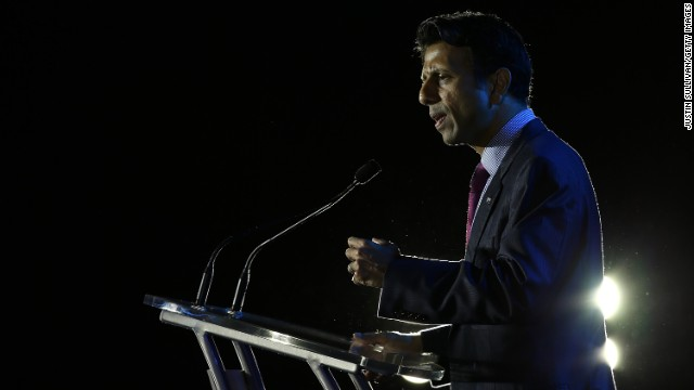 Louisiana Gov. Bobby Jindal isn't paying attention to recent poor polling numbers.