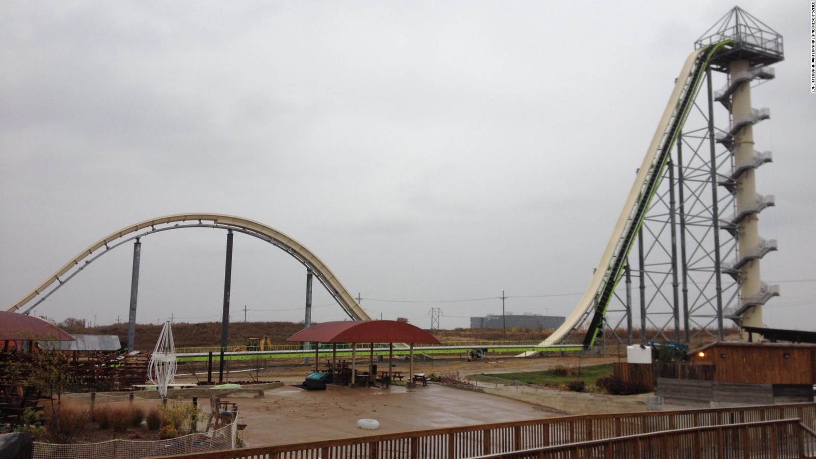Schlitterbahn water park executives charged with murder in boy\'s ...