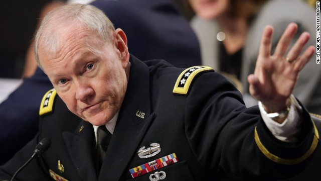 General doesn't rule out ground forces