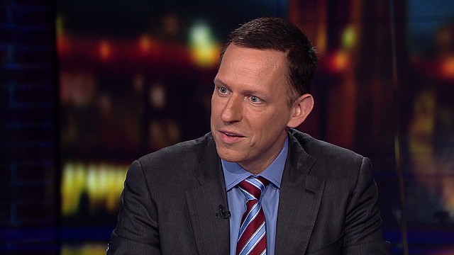 Thiel: Alibaba is a political investment