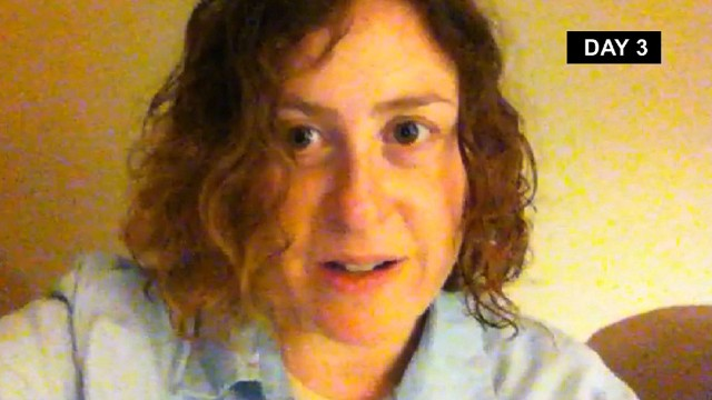 Video diary of Ebola worker's Africa trip