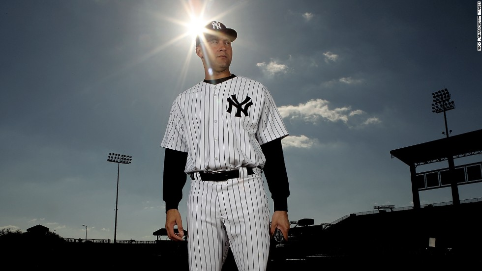 Derek Jeter, a 14-time Major League Baseball All-Star and the modern-day face of the storied New York Yankees, retired at the end of the 2014 season. Click through the gallery to see images from his life and career.