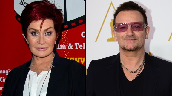 Sharon Osbourne is also not a fan of U2