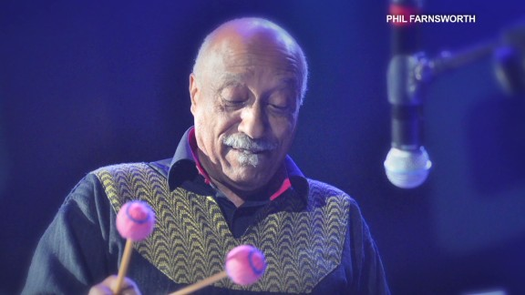 Ethiopian musician Mulatu Astatke is widely credited as the creator of ethio-jazz, a genre which blends traditional Ethiopian music with western jazz. The pioneering artist was the first African to enroll at the renowned Berklee College of Music in Boston.