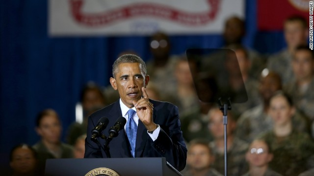 Obama: No ground troops to combat ISIS