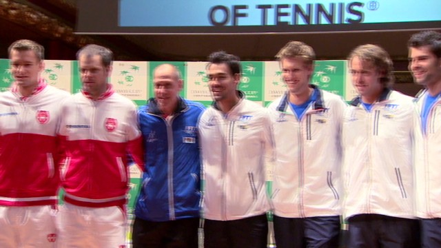 A guide to Davis Cup tennis