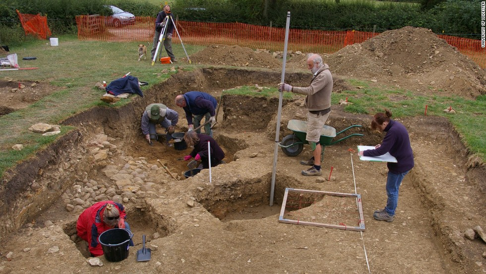 The four-year excavation project has uncovered 11 skeletons so far, as well as building remains and coins from the 12th and 16th centuries.
