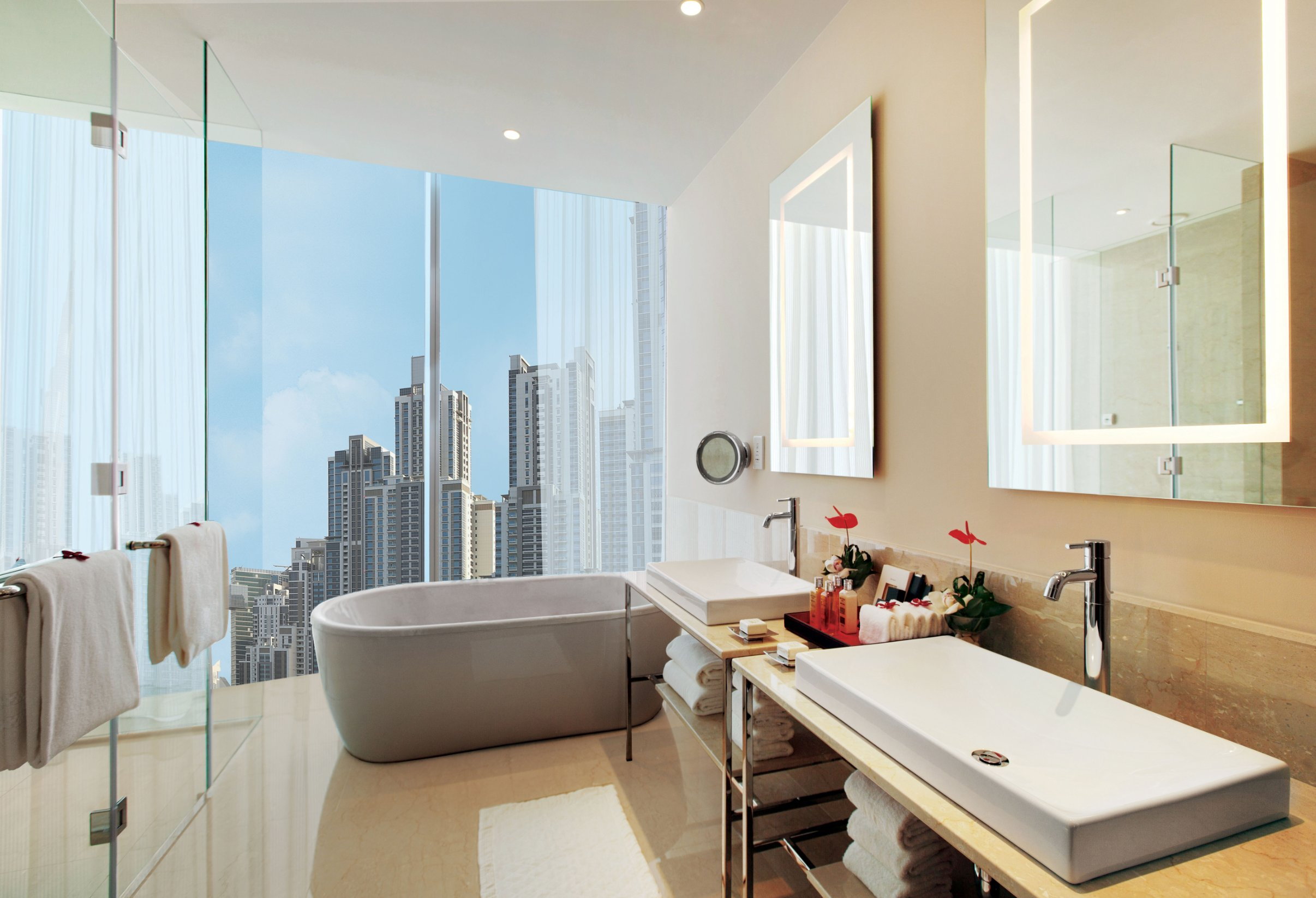 World S Splashiest Hotel Bathrooms Cnn Travel