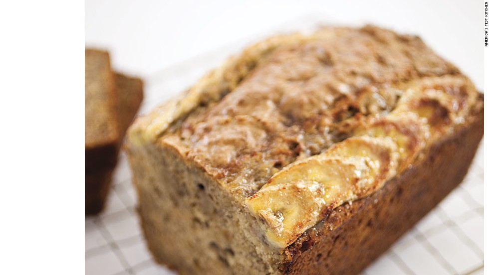 The cooks at America's Test Kitchen wanted to make a banana bread that tasted like, well, bananas. More banana was called for, but how does that work out texture-wise. Here's the secret.