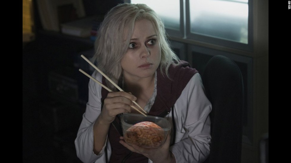 "Rob Thomas of ""Veronica Mars"" fame is loosely adapting the cult comic book favorite ""iZombie"" for the CW in 2015. Rose McIver (""Masters of Sex,"" ""Once Upon a Time"") stars as a zombified woman who tries to live a normal afterlife ... when not snacking on brains."