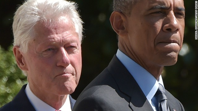 "Former President Bill Clinton believes the Obama administration's strategy against ISIS ""has a chance to succeed."""