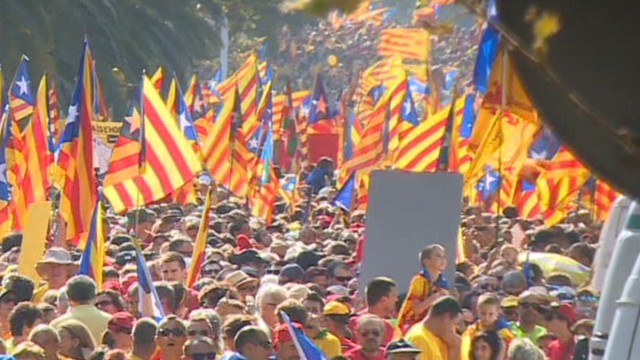 Scottish repercussions for Catalonia