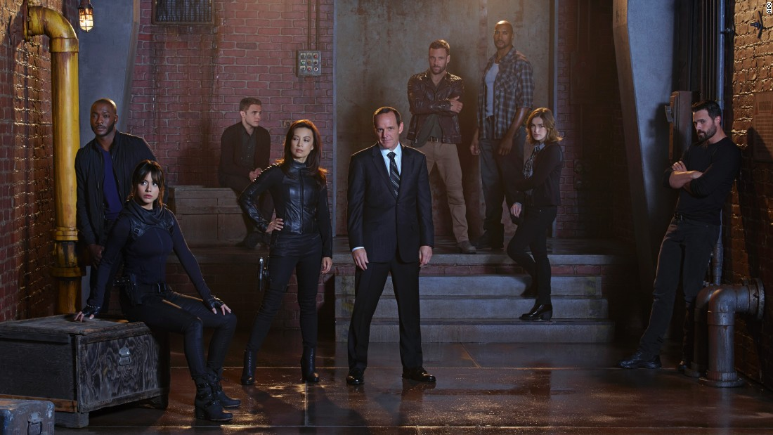 "<strong>""Marvel's Agents of S.H.I.E.L.D."" season 2</strong>: Marvel and Joss Whedon? Yes, please! Who wouldn't be into a spy agency filled with superheroes?<strong> (Netflix) </strong>"