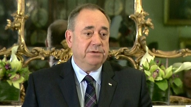 Scottish First Minister resigns