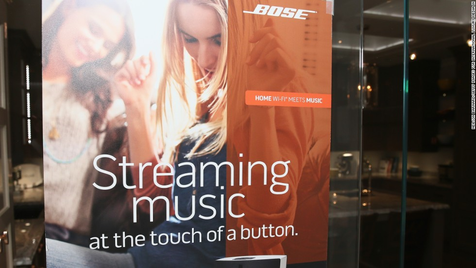 American technology brand Bose bounced back after one year absence.