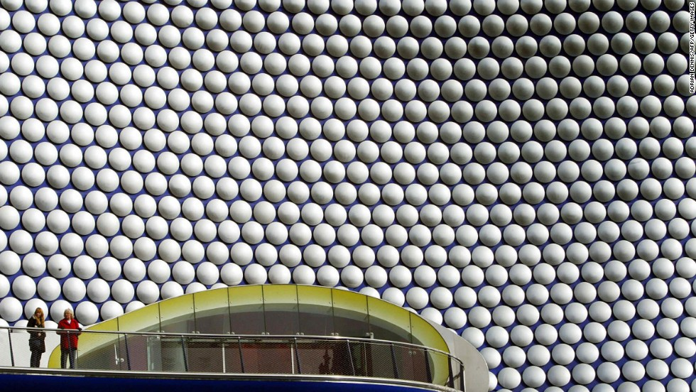 Selfridges, another UK department store chain, finished 17.