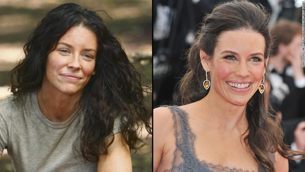 "Evangeline Lilly's character may have seemed delicate, but she was far from it. While playing the seductive and self-reliant survivor Kate Austen on ""Lost,"" Lilly also starred in ""The Long Weekend"" and ""The Hurt Locker."" Next up Lilly will star in December's ""The Hobbit: The Battle of Five Armies"" and 2015's ""Ant-Man."""