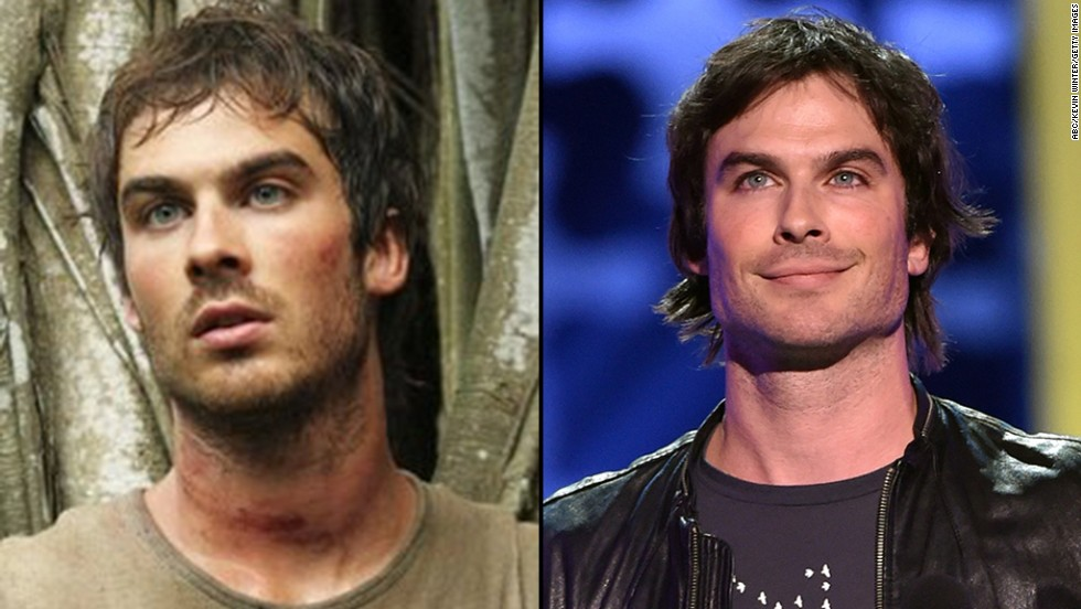 "Before becoming known as one of The CW's resident vampires, Ian Somerhalder was the eager-to-please Boone on ""Lost."" Now, Somerhalder can be found on a weekly basis as Damon Salvatore on ""The Vampire Diaries."""