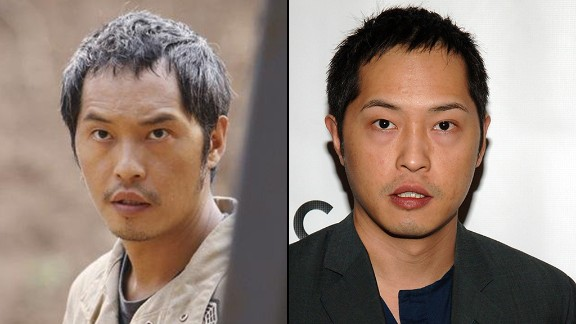 """Another throwback to Abrams' earlier career, Ken Leung -- who you might remember as Miles Straume in """"Lost"""" (pictured left) -- takes up the role of Resistance Admiral Statura."""