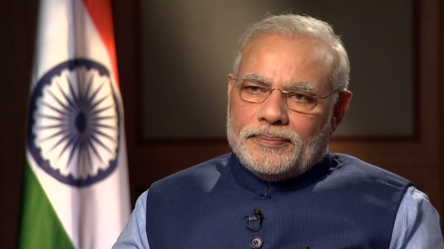GPS: How does India's PM Modi relax?