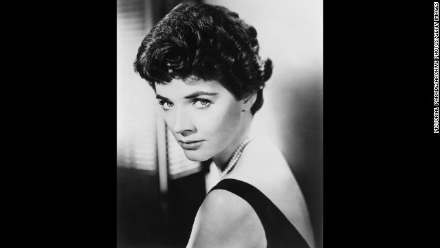 "Polly Bergen won an Emmy Award in 1958 for work in the CBS anthology series ""Playhouse 90."""