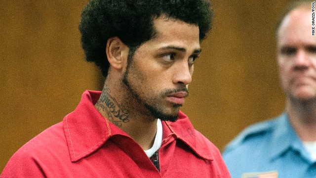 Carlos Ortiz was also charged with the murder of Odin Lloyd and has pleaded not guilty.