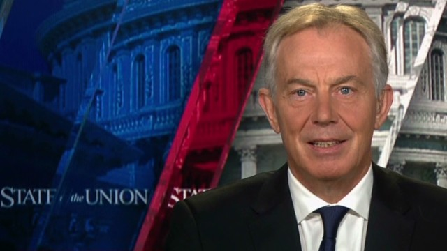 Blair: More determined to take ISIS on