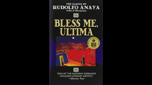 """Bless Me, Ultima"" by Rudolfo Anaya first landed on the top 10 list of most frequently challenged books in 2008. It returned to the list in 2013 over complaints of references to the occult/Satanism, offensive language and sexually explicit material."