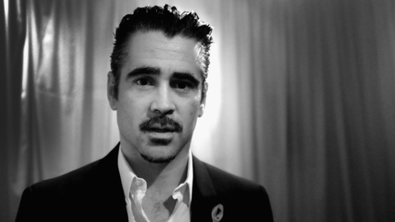 Colin Farrell told an Irish newspaper he's in the show.