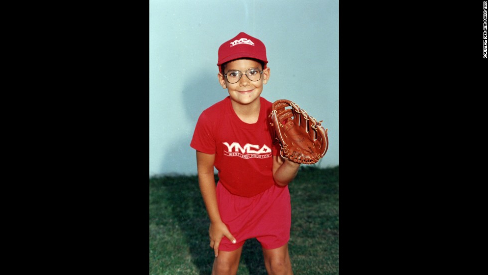 Tice tried out baseball at the YMCA in spring 1989.