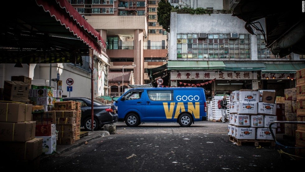 "Hong Kong's Gogovan aims to be the ""Uber for logistics"" and already has 50,000 plus transactions a day. ""They've seen what Uber has done and want to do the same with transport. This plays well across a lot of countries in Asia."" says Napoleon Biggs, digital media specialist."