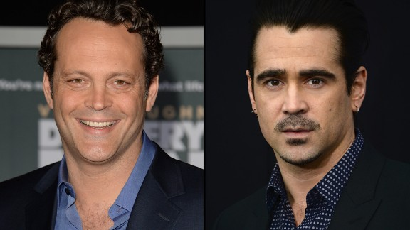 "Colin Farrell, right, and Vince Vaughn are the leads for the second season of ""True Detective."""