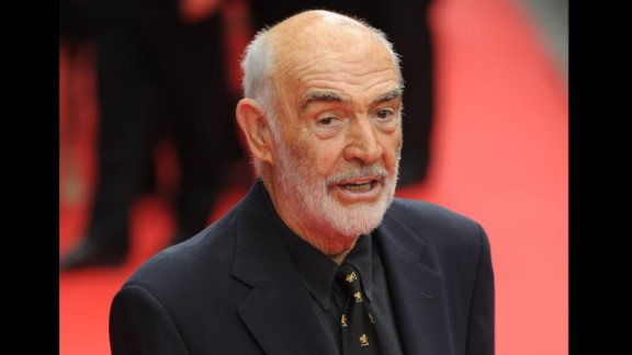 EDINBURGH, UNITED KINGDOM - JUNE 16: Sir Sean Connery attends the opening film of The Edinburgh Film Festival: The Illusionist on June 16, 2010 in Edinburgh, Scotland. (Photo by) *** Local Caption *** Sir Sean Connery