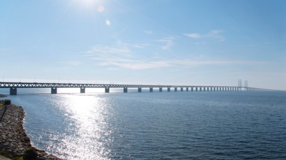 Malmo is part of the expanding Öresund region and is joined to another green city, Copenhagen in Denmark, by the Öresund bridge.