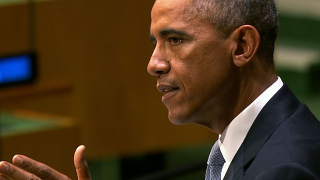 Obama: ISIS must be destroyed
