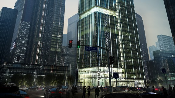 There'll be offices and restaurants, as well as a boutique hotel, in the future Bravo Group Pazhou Mixed-use Tower in Guangzhou, China.<br /><strong>Category: </strong>Office (future projects)<br /><strong>Architects: </strong>Aedas (Hong Kong S.A.R., China)