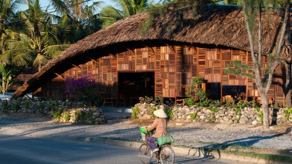 Vietnamese coffee shop Salvaged Ring is built from a collection of scrap wood stockpiled over the years by the owner, who is also a carpenter.  <br /><strong>Category: </strong>Small projects <br /><strong>Architects: </strong>a21studio (Vietnam)