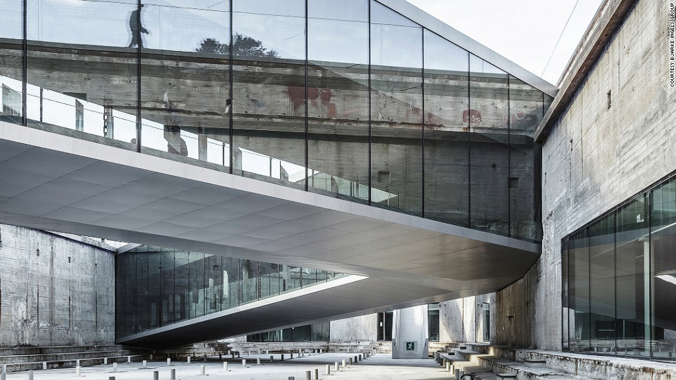 "The <a href=""http://mfs.dk/en/"" target=""_blank"">Danish Maritime Museum</a> is fitted around an abandoned dry dock in Helsingor, Denmark.<strong><br />Category: </strong>Culture<strong><br />Architects: </strong>BIG -- Bjarke Ingels Group (Denmark)"