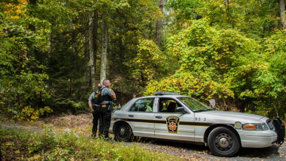 The hunt for Eric Frein continues in Monroe County, Pennsylvania, for a 12th straight day.