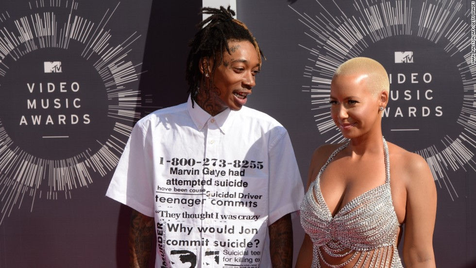 Amber Rose and Wiz Khalifa split in September, and their son Sebastian Taylor Thomaz was at the center of a custody battle.