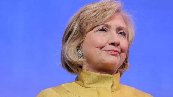 """""""We took decisive action against the threat of violent extremism,"""" Hillary Clinton says of her time as secretary of state."""