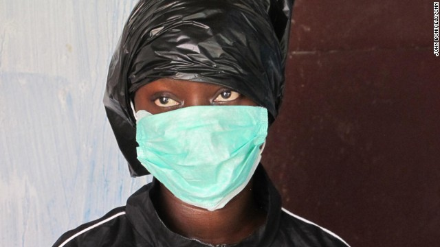 Fatu cared for four of her family members with Ebola, keeping three alive without infecting herself. Her trash bag method was taught to others in West Africa who couldn't get personal protective equipment.